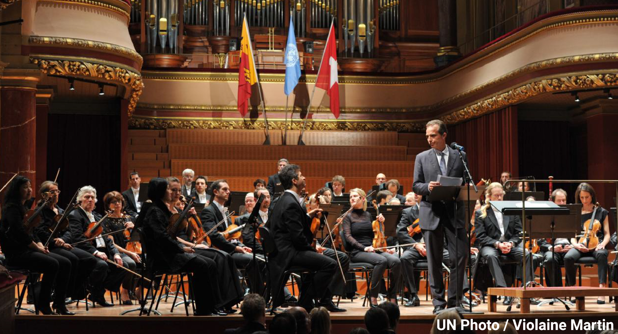 Orchestre des Nations Unies